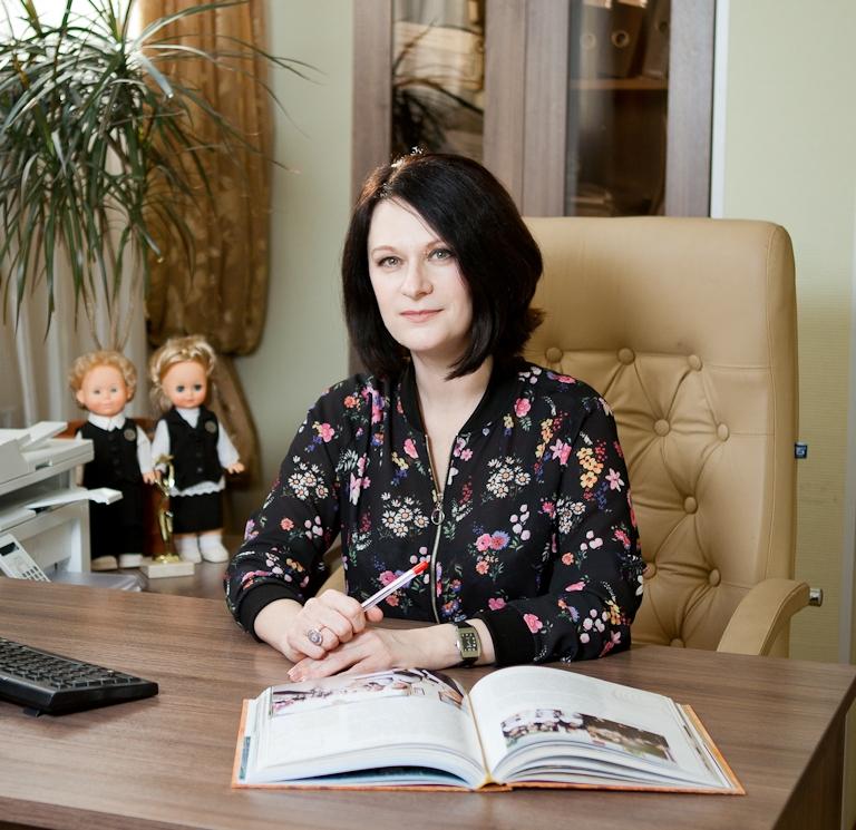 Ирина Александровна Клименко
